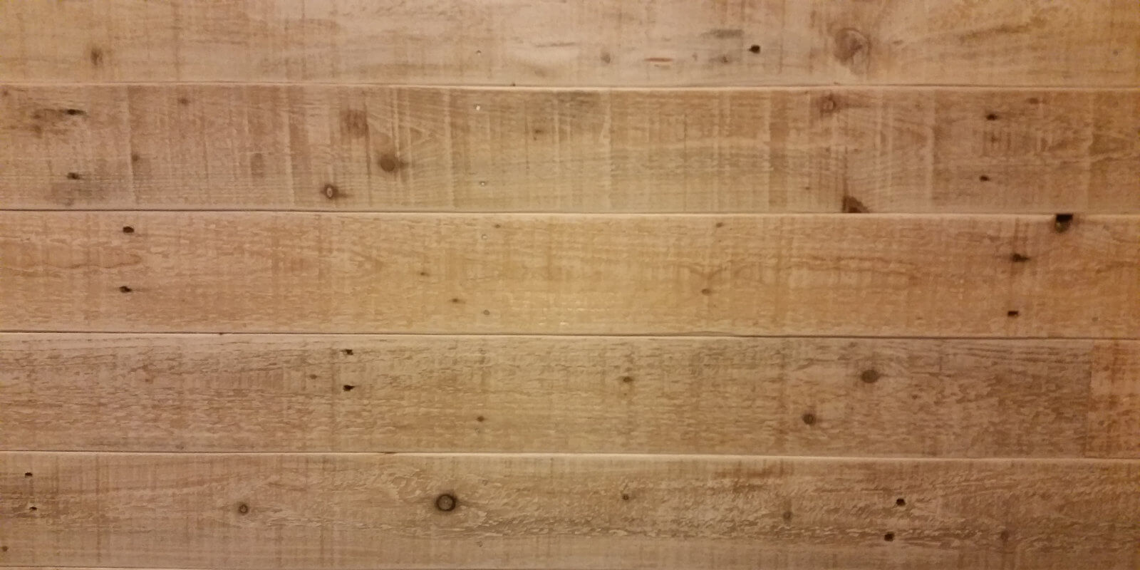 wood boards fit tightly