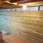 installation of Danish Pine planking 3
