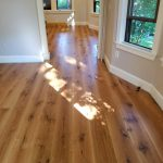 beautiful custom milled white oak hardwood floor 2