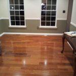 beautiful Brazilian Cherry hardwood flooring 1